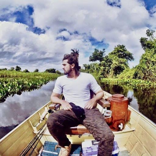 Live em prol do pantanal.