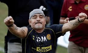 Maradona Lenda.