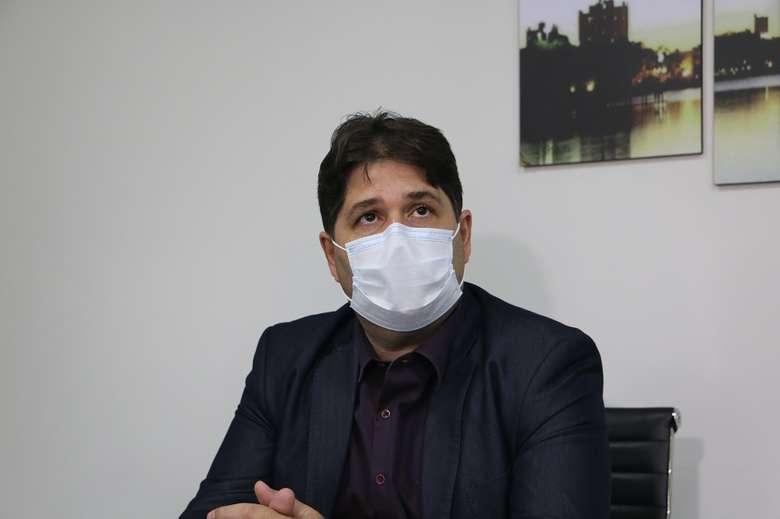 José Mauro- Secretário municipal da saúde