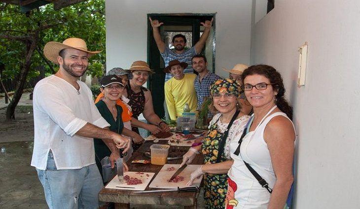 Divulgação Brasil Food Safaris