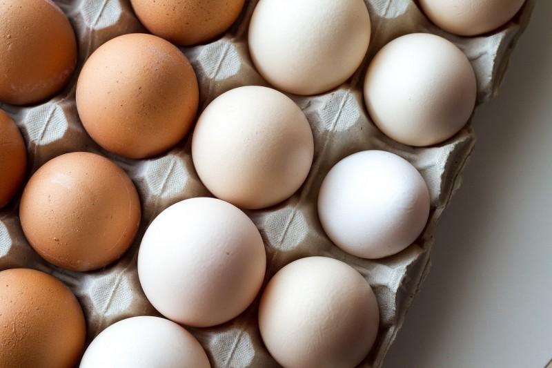 O preço do ovo registrou a maior alta, de 11,43%, nos supermercados de janeiro a abril - (Foto: Pixabay)