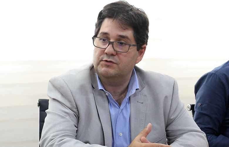 Secretário de Saúde, José Mauro