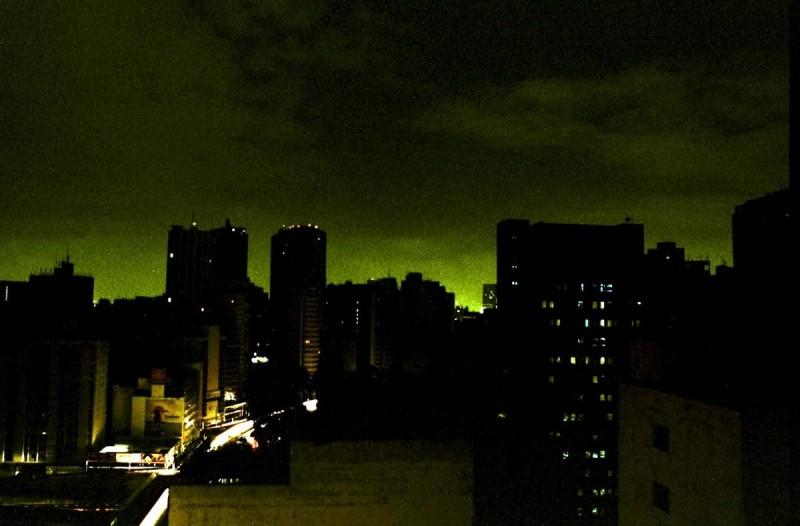 Em 2001, mais de 90% da geração de energia era produzida nas hidrelétricas - (Foto: ANDRE FELICIANO/ESTADÃO CONTEÚDO - 10.6.2001)