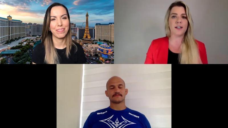 UFC-Entrevista com Júnior Cigano